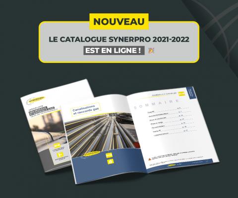 Nouveau catalogue Synerpro